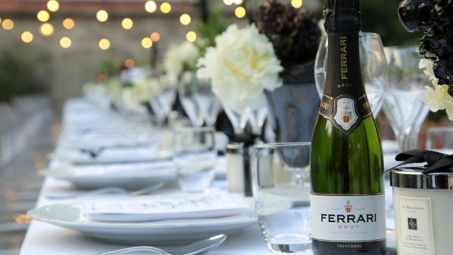 Jo Malone & Ferrari Trento Dinner