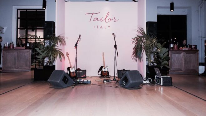 Tailor Italy Performance Event