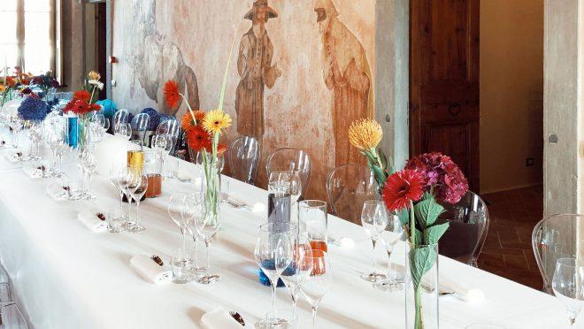 Berlucchi Wines & Davide Oldani