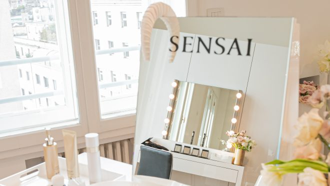 Sensai Beauty Masterclass